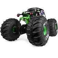 RC auto na dálkové ovládání Monster Jam RC Grave Digger Mega