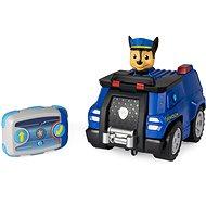 Tlapková patrola Autíčko s chasem na dálkové ovládání - RC model