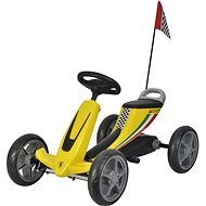 Buddy Toys Tricycle - Yellow - Tricycle