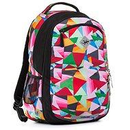 Viki Diamond 2v1 - Školní batoh