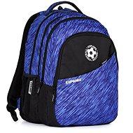Daniel Blue ball 2v1 - Školní batoh
