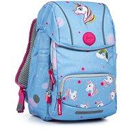 Yoola Unicorn 2v1 - Školní batoh