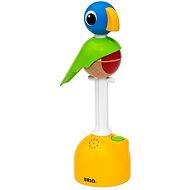 Brio 30262 Papoušek s nahráváním zvuku - Hračka pro nejmenší