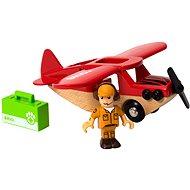 Brio 33963 Safari letadlo - Vláčkodráha