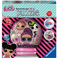 Ravensburger 3D 111626 Puzzleball LOL