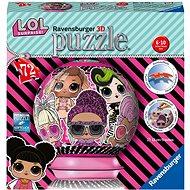 3D puzzle Ravensburger 111626 Ball L.O.L.