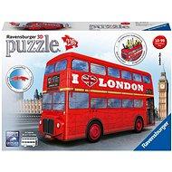 Ravensburger 3D 125340 Londýnský autobus - 3D puzzle