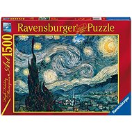 Ravensburger 162079 Vincent van Gogh: Starry Night - Puzzle