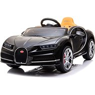 Bugatti Chiron - Black - Children's electric car