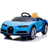 Bugatti Chiron - Blue - Children's electric car