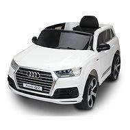 Audi Q7 - bílé - Dětské elektrické auto