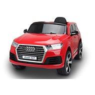 Audi Q7 - červené - Dětské elektrické auto
