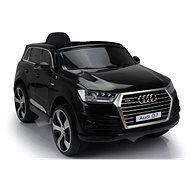 Audi Q7 - černé - Dětské elektrické auto