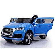 Audi Q7 - modré lakované - Dětské elektrické auto