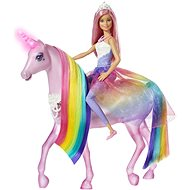 Barbie Magic Unicorn and Doll - Doll