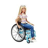 Barbie Panenka na vozíčku - Panenka