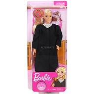 Barbie Soudkyně běloška - Panenka
