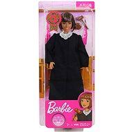 Barbie Soudkyně černoška - Panenka