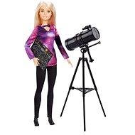 Barbie Povolání National Geographic s dalekohledem - Panenka