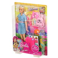 Barbie Cestovatelka - Panenka