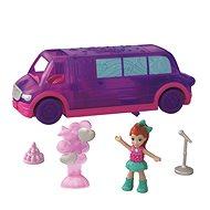 Polly Pocket Vozidlo Party limo viree en limousine - Herní set