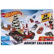 Hot Wheels Adventní kalendář - Herní set