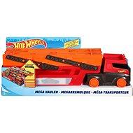 Hot Wheels Mega Hauler - Herní set