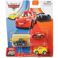 Cars 3 Mini auta 3ks mix