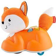 Fisher-Price Lezeme s liškou CZ - Interaktivní hračka