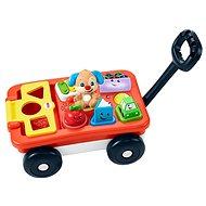 Fisher-Price Mluvící vagónek CZ - Interaktivní hračka