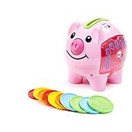Fisher-Price Prasátko kasička SK - Interaktivní hračka