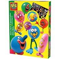 SES Výroba veselých balonků - Kreativní sada