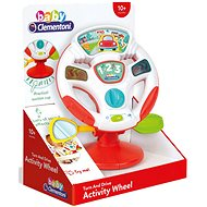 Interaktivní hračka Clementoni Baby interaktivní volant