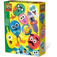 SES Tvoření obličejů na nafukovacích balonkách - Kreativní sada