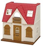 Sylvanian Families Základní dům s červenou střechou