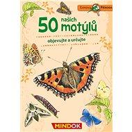 Expedice příroda: 50 našich motýlů - Společenská hra