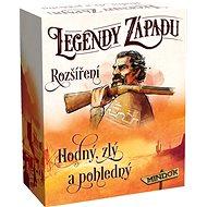 Legendy západu: Hodný, zlý a pohledný - Rozšíření společenské hry