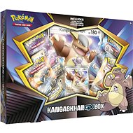 Pokémon TCG: Kangaskhan-GX Box - Hra