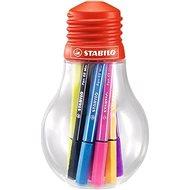 Stabilo Fixy Pen 68 Mini Colorful Ideas 12 ks - Fixy