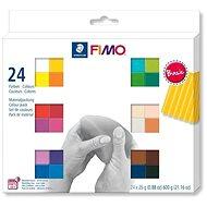 Fimo soft sada 24 barev Bssic