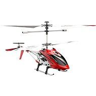 Syma S107H červený - Vrtulník na dálkové ovládání
