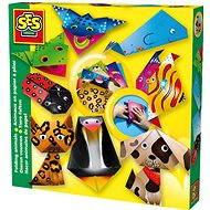 SES Origami – zvířátka - Kreativní sada