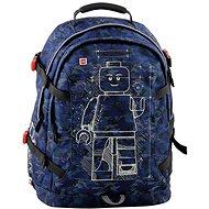 LEGO Minifigures Blue Camo Tech Teen  - Městský batoh