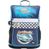 Školní aktovka Zippy Racer - Školní batoh