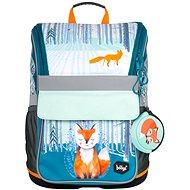 Školní aktovka Zippy Foxie - Školní batoh