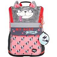 Školní aktovka Zippy Doggie - Školní batoh