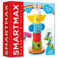 SmartMax - Můj první totem - Magnetická stavebnice