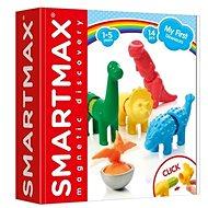 SmartMax - Moji první dinosauři - 14 ks - Magnetická stavebnice