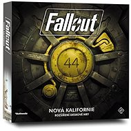 Fallout - New California - Board Game