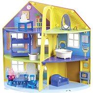Peppa Pig Rodinný dům s příslušenstvím - Herní set